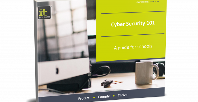 Cyber Security 101 - a guide for schools