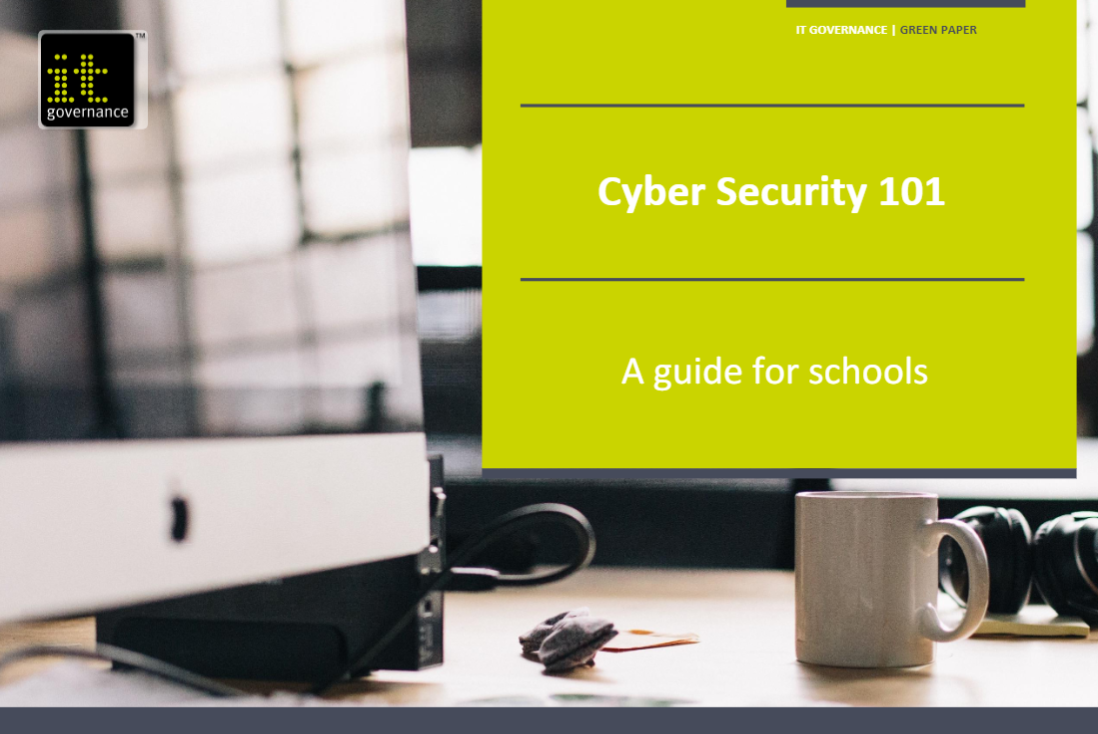 Cyber security 101 for schools